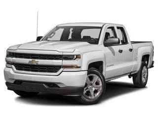 2018 Silverado 1500 Double Cab Custom Lease!