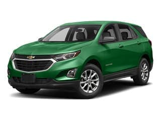 2018 Chevrolet Equinox LS Lease!