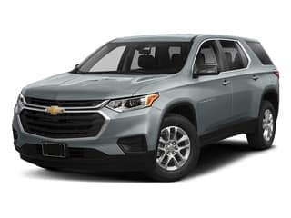 2018 Chevrolet Traverse LS Lease!