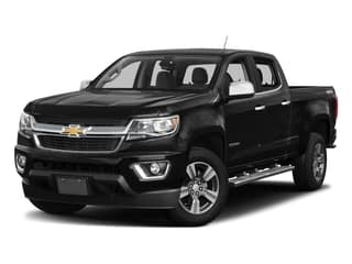2018 Colorado Crew Cab WT Lease!