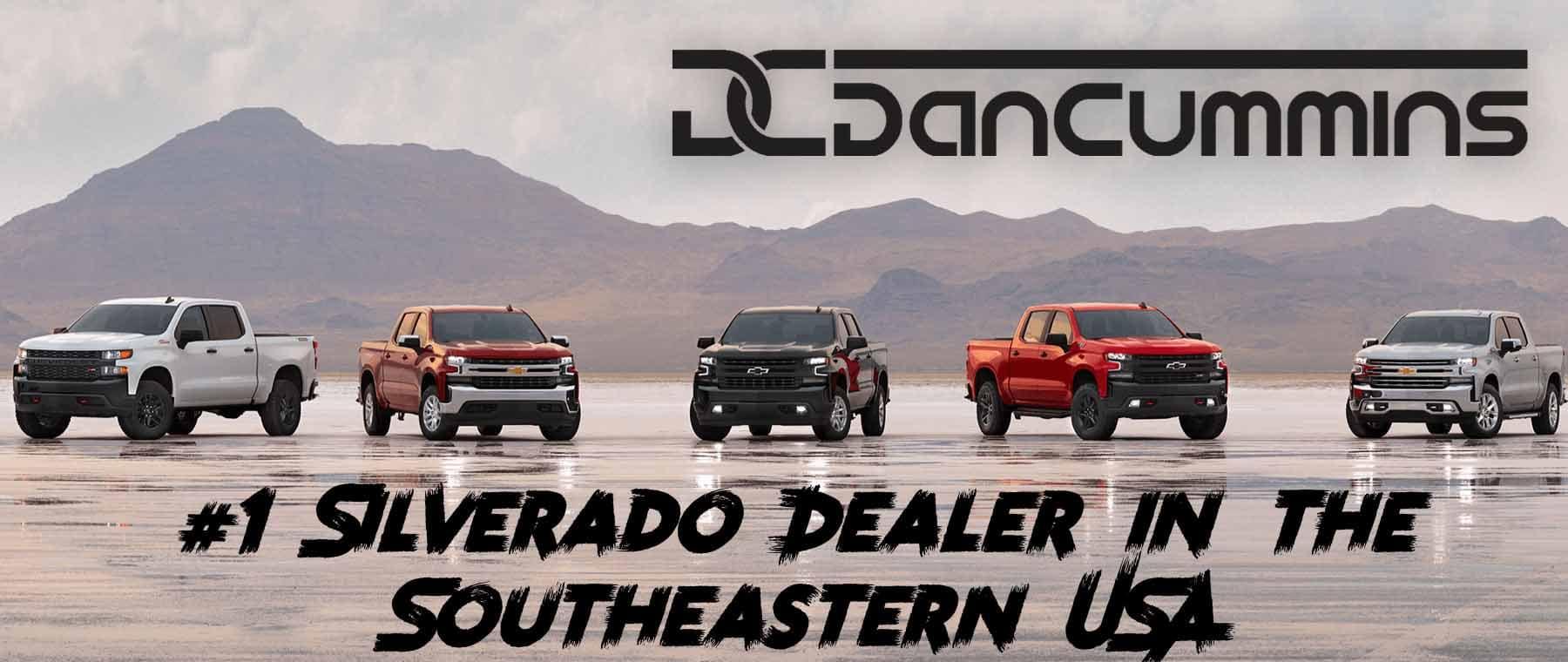 New & Used Cars & Trucks + Dan Cummins Chevrolet Buick