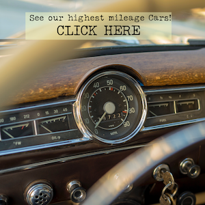 Highest Mileage Cars