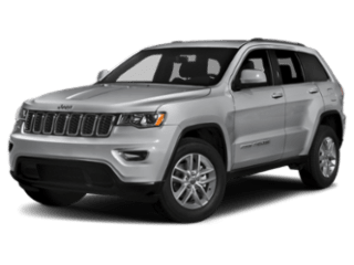 Silver Grand Cherokee