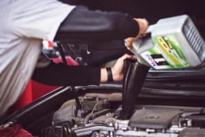 Chevy Tahoe, national car care month, schedule auto service