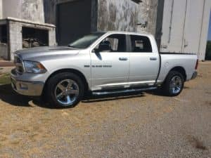 RAM trucks lexington