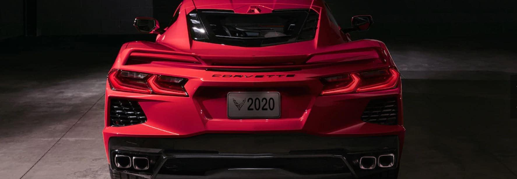 Corvette 2020 C8