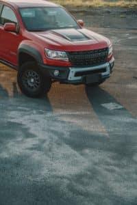 Chevy trucks logo