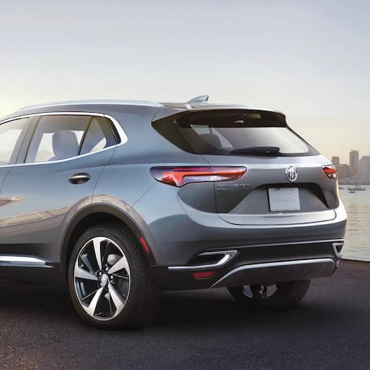 First Look At The 2021 Buick Envision