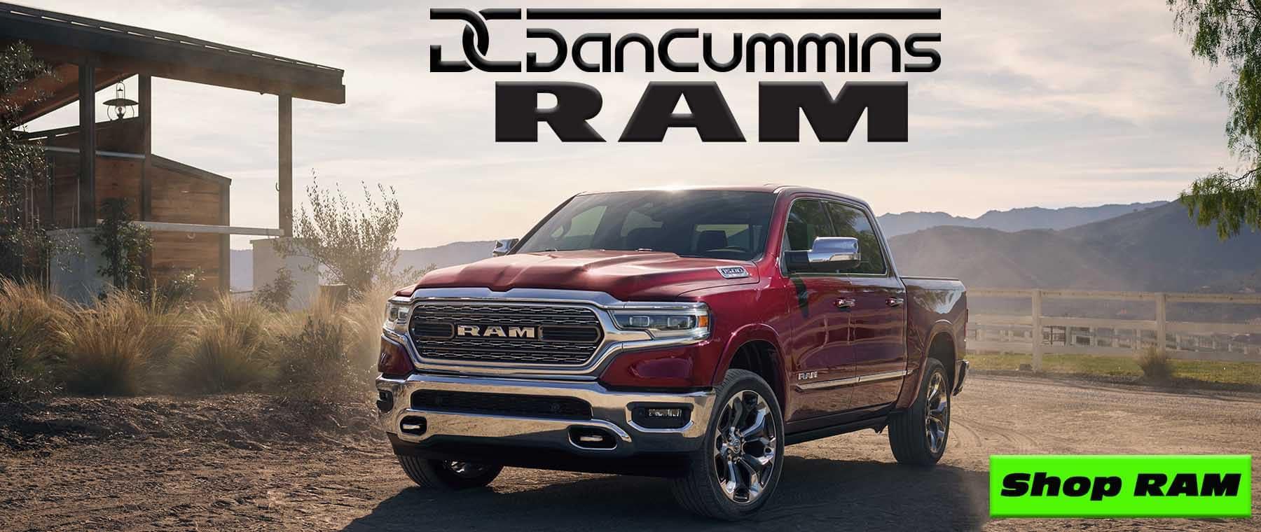 Dan Cummins Ram Truck Dealer