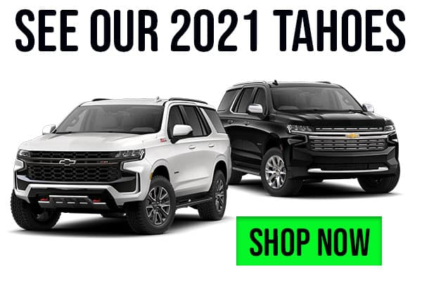 The 2021 Chevrolet Tahoe Rear Entertainment System Is Groundbreaking