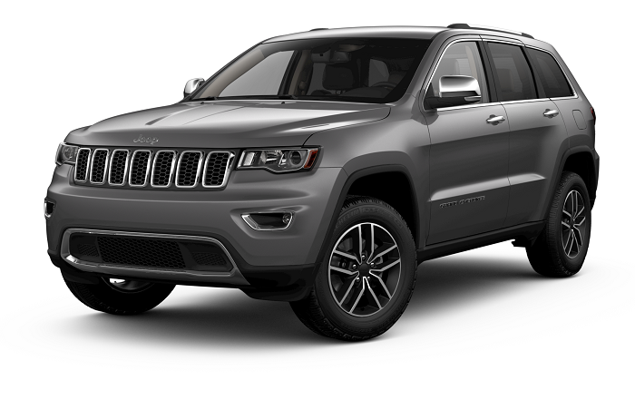 Take Home a New 2020 Grand Cherokee Limited