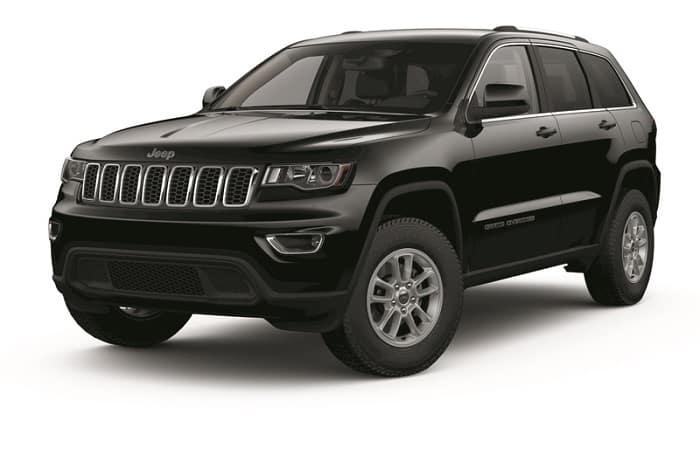 Take Home a New Grand Cherokee Laredo