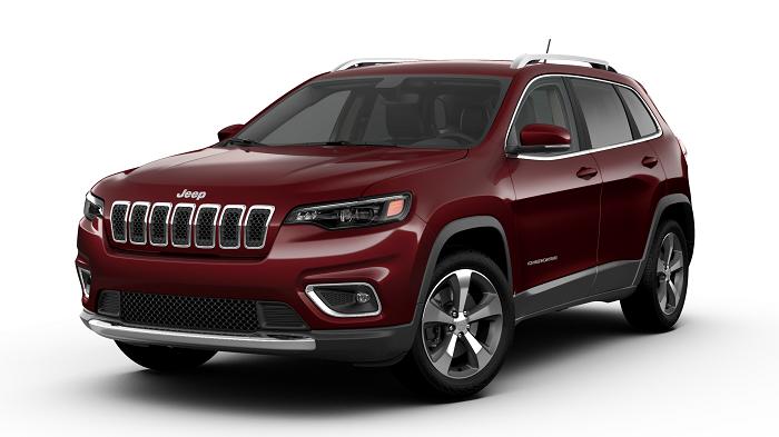 Take Home a New 2020 Jeep Cherokee Limted