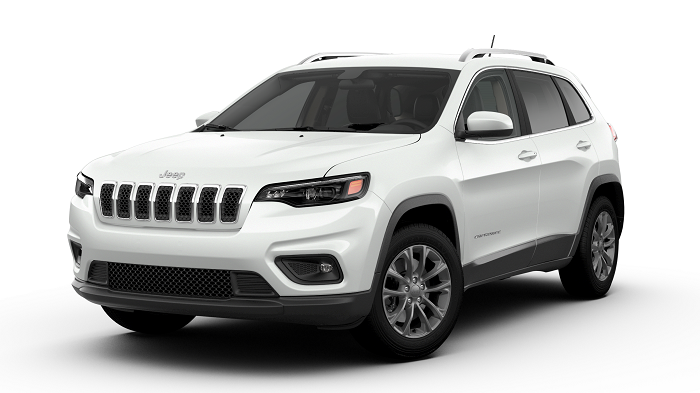 Take Home a New 2021 Jeep Cherokee Latitude Lux 4x4