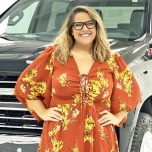 Megan Saxey