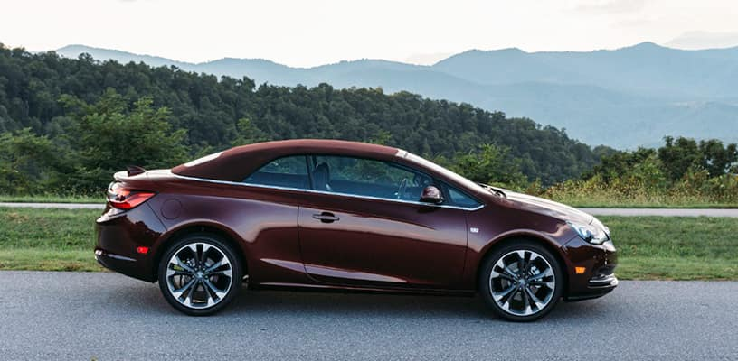 Get Colorful In The 2018 Buick Cascada Delray Buick Gmc