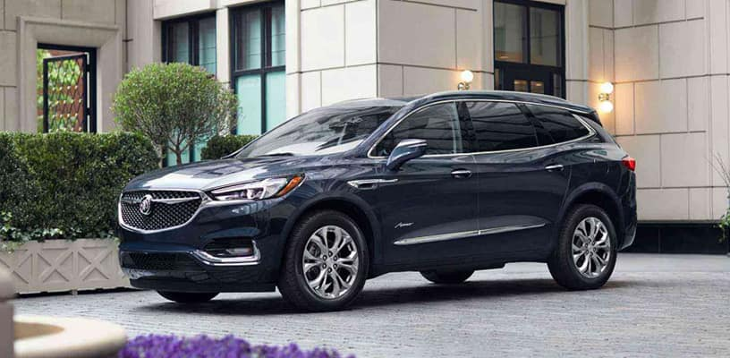 3 Things To Love About The 2018 Buick Enclave Delray Buick Gmc