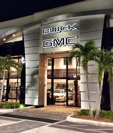 Delray Buick GMC In Delray Beach FL New Used Car Dealership - Where is the nearest buick dealership