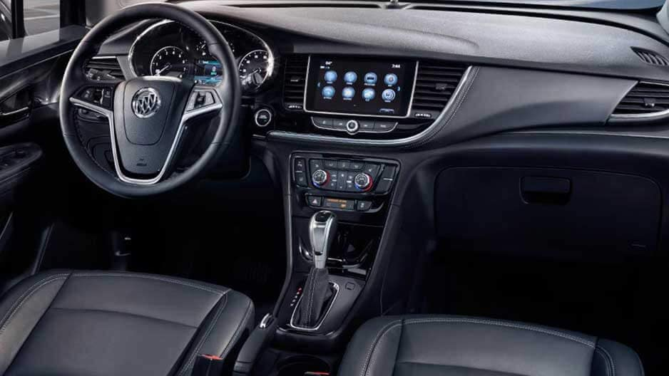 Interior Features of the New Buick Encore at Garber in West-Palm-Beach, FL
