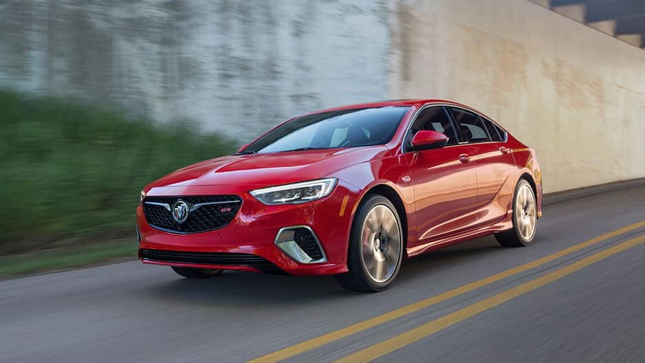 Performance Features of the New Buick Regal at Garber in Boca-Raton, FL