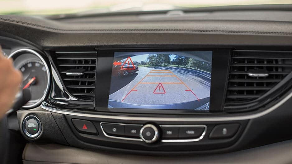 Safety Features of the New Buick Regal at Garber in Boca-Raton, FL