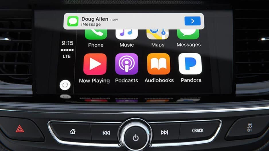 Technology Features of the New Buick Regal at Garber in Boca-Raton, FL