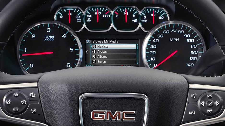 Safety Features of the New GMC Sierra-1500 at Garber in Boca-Raton, FL