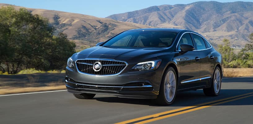 The 2018 buick lacrosse add electrification delray buick gmc everyone is trying to go green and that includes the new buick lacrosse with new hybrid options for the 2018 model year this versatile five seater sedan is sciox Image collections
