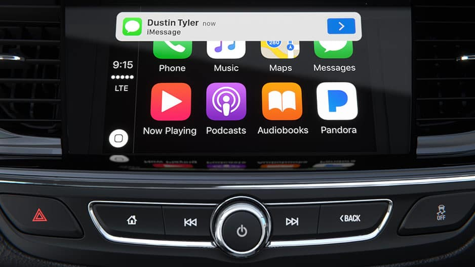Technology Features of the New Buick Regal TourX at Garber in Boca Raton, FL