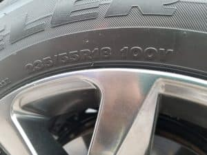 Tire Size