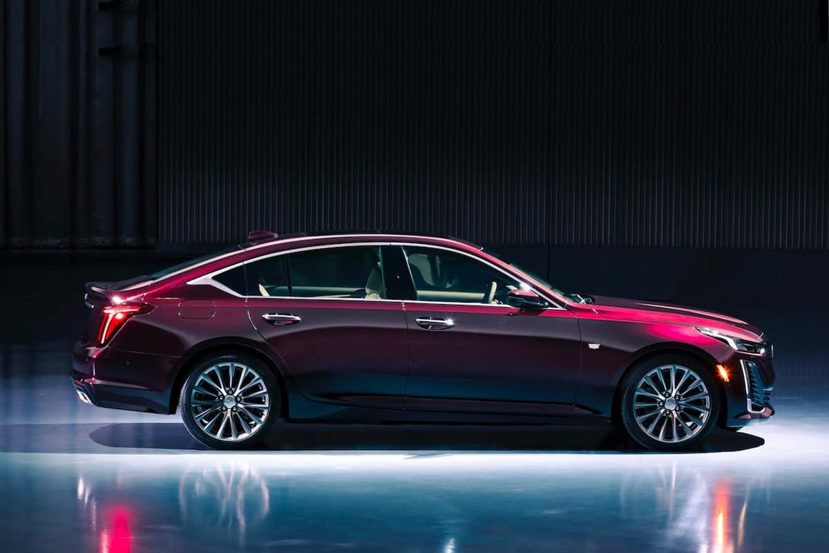 Buick Regal Vs. Cadillac CT5