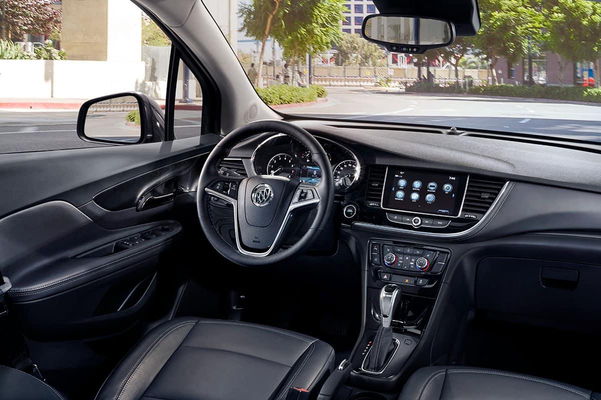 Buick Encore Vs  Nissan Rogue Sport