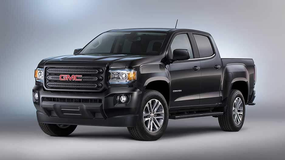 Exterior Features of the New GMC Canyon at Garber in West-Palm-Beach, FL