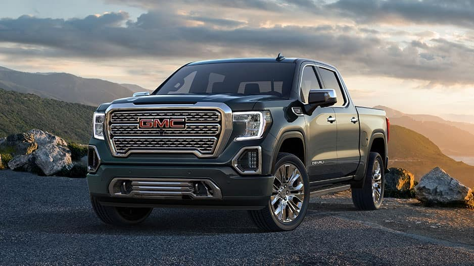 Exterior Features of the New GMC Sierra 1500 at Garber in West Palm Beach, FL