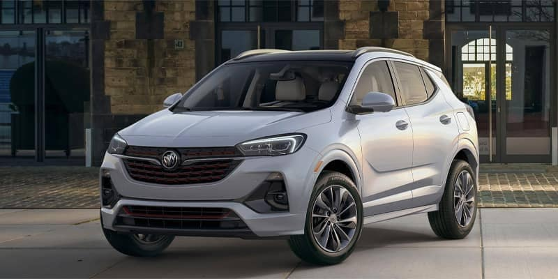 The 2020 Buick Encore Goes Through a Growth Spurt With New GX Model