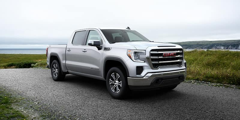 The 2020 GMC Sierra 1500 is Coming, and There Are Updates