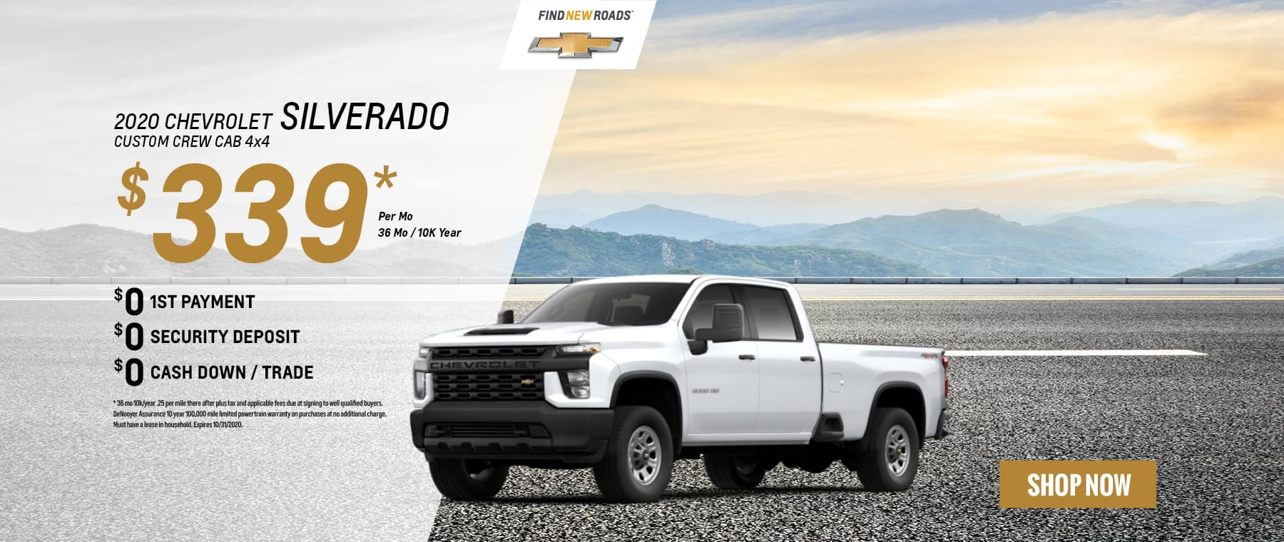 DeNooyer2020_OctoberSilverado_Lease9