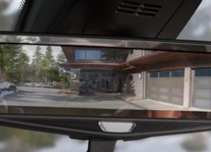 Available Rear Camera Mirror