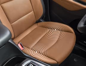 Available Safety Alert Seat