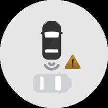 Available Rear Cross Traffic Alert