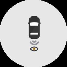 Standard Rear Vision Camera