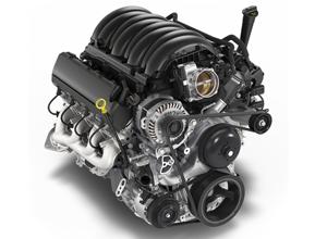 5.3L EcoTec V8 WITH DYNAMIC FUEL MANAGEMENT