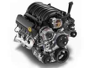6.2L EcoTec3 V8 WITH DYNAMIC FUEL MANAGEMENT