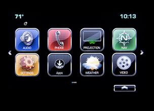 Chevrolet Apps