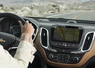 Navigation has never been easier