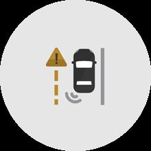 Available Lane Departure Warning