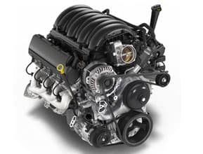 5.3L EcoTec3 V8 WITH DYNAMIC FUEL MANAGEMENT
