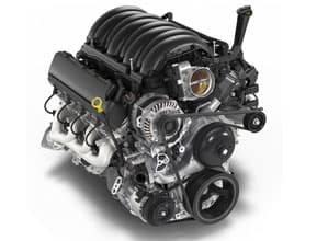 6.2L EcoTec3 V8 WITH DYNAMIC FUEL MANAGEMENT