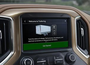 In-Vehicle Trailering System