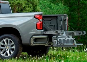 MULTI-FLEX TAILGATE - FLEX YOUR WORK MUSCLES.